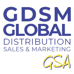 Logo GDSM - GLOBAL GSA
