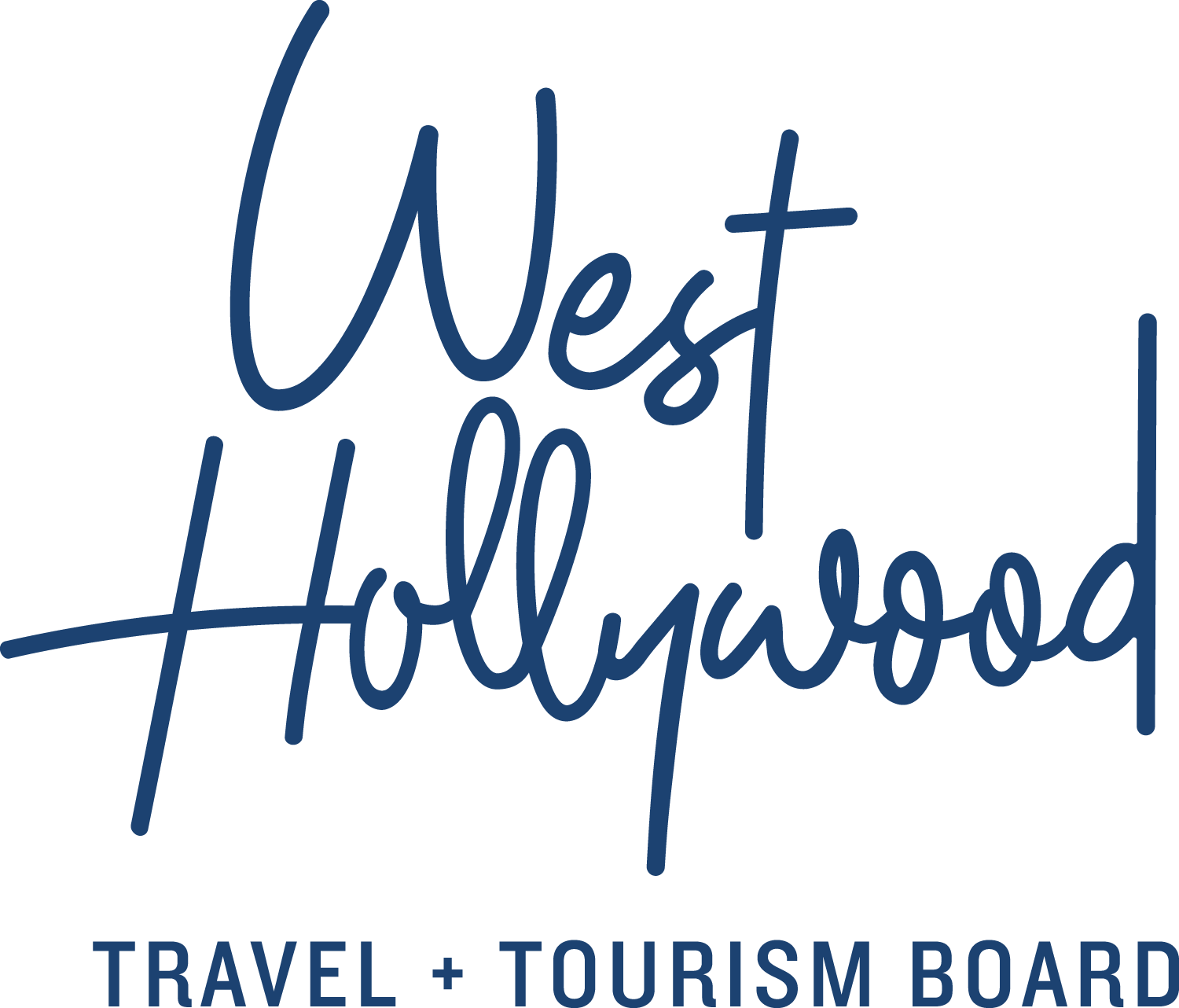 Logo West Hollywood Travel & Tourism Board