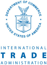 Logo http://info.trade.gov/
