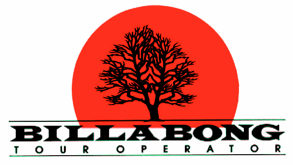 Logo BILLABONG TOUR OPERATOR