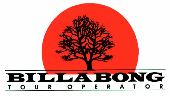 Logo BILLABONG TOUR OPERATOR