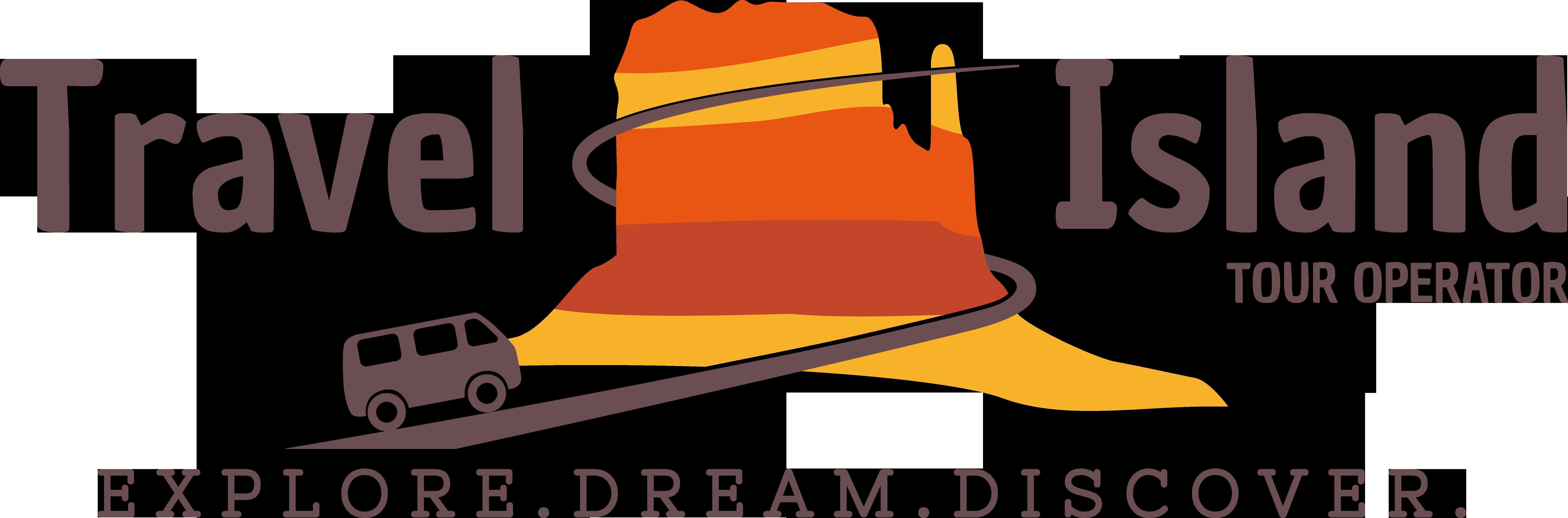 Logo TRAVEL ISLAND
