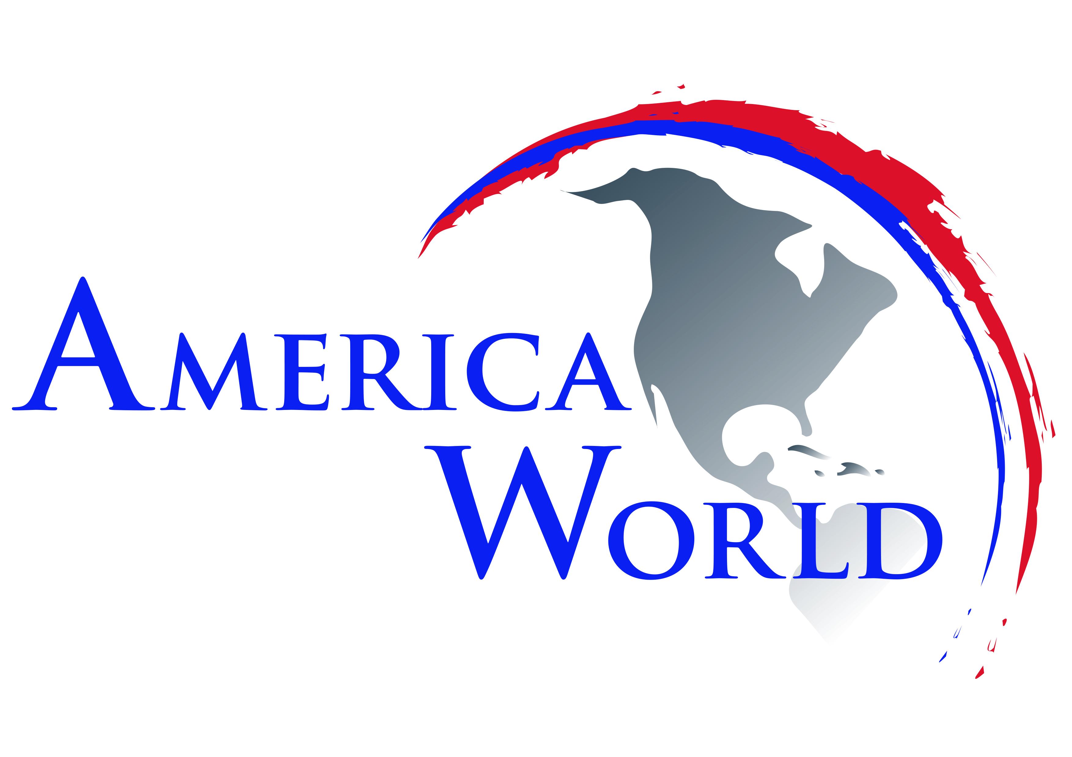 Logo AMERICA WORLD