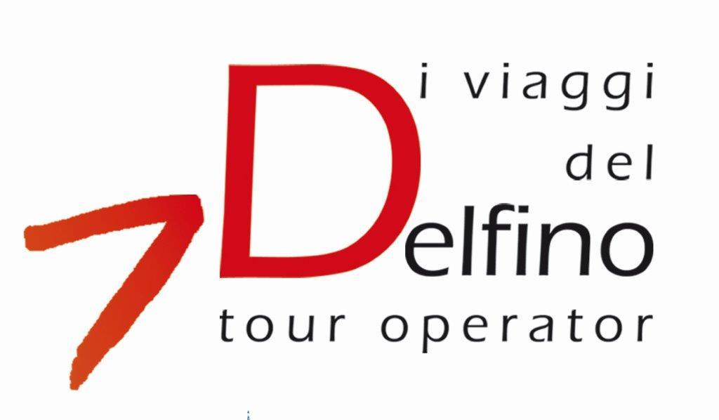 Logo I VIAGGI DEL DELFINO