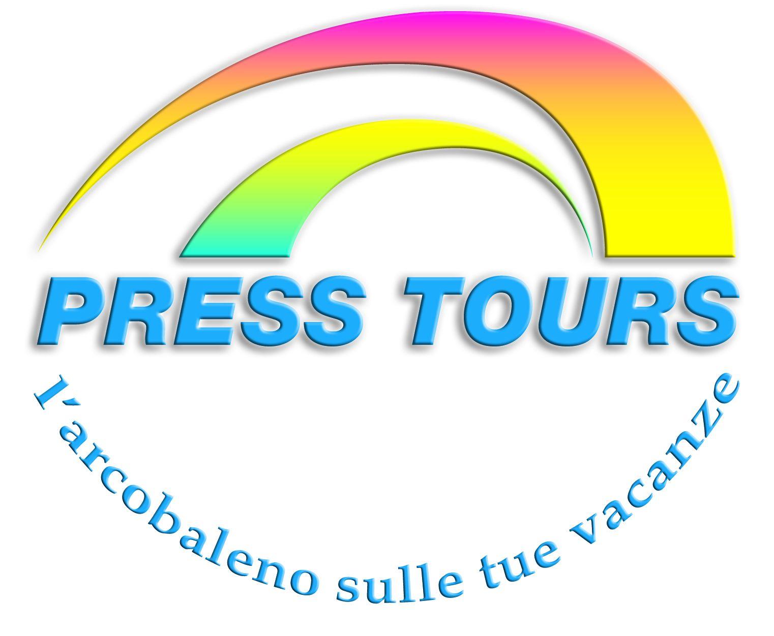 Logo PRESS TOURS SPA