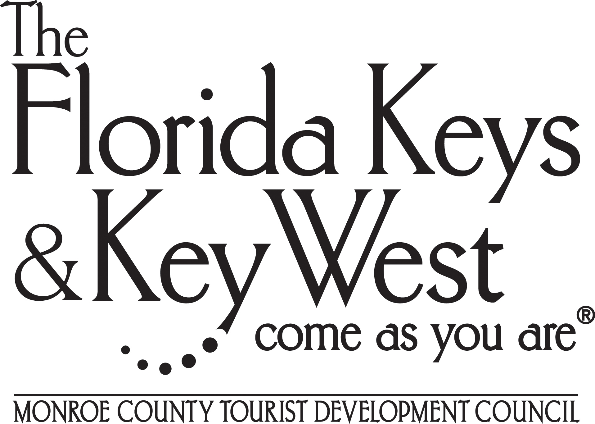 Logo FLORIDA KEYS AND KEY WEST