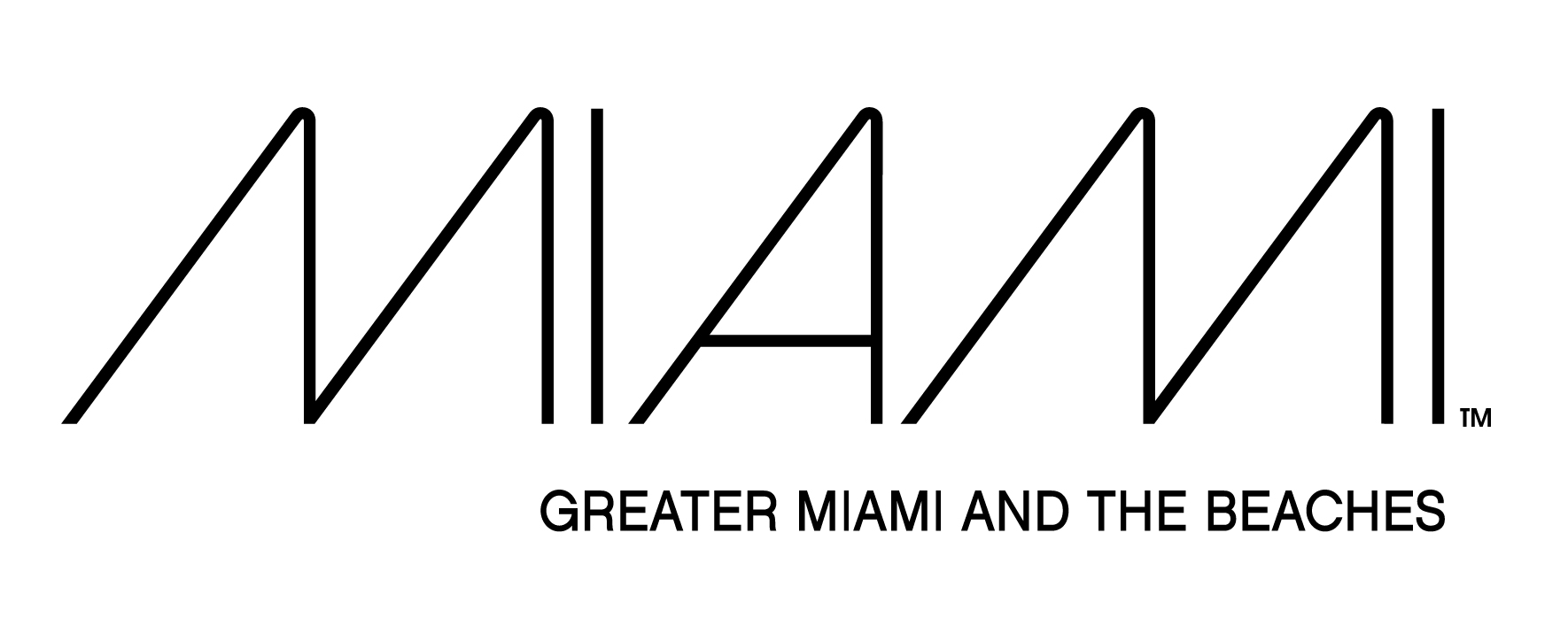 Logo GREATER MIAMI & VISITORS BUREAU