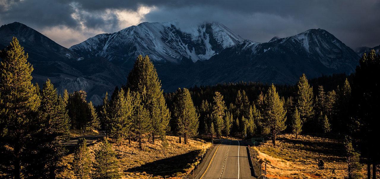 Le migliori strade panoramiche degli Stati Uniti