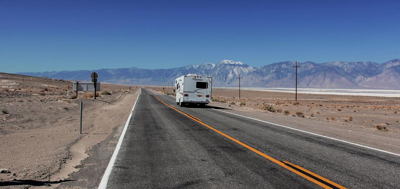Viaggio in camper negli Stati Uniti