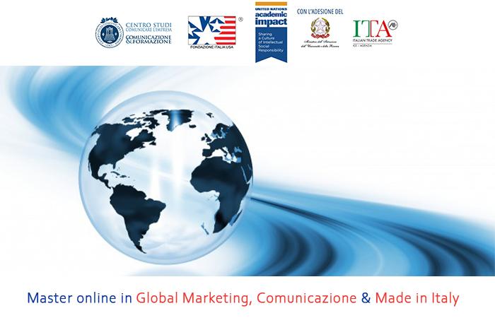 Master Global Marketing